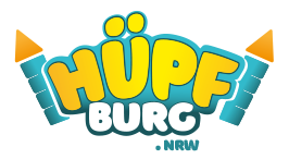 Hüpfburg NRW Logo